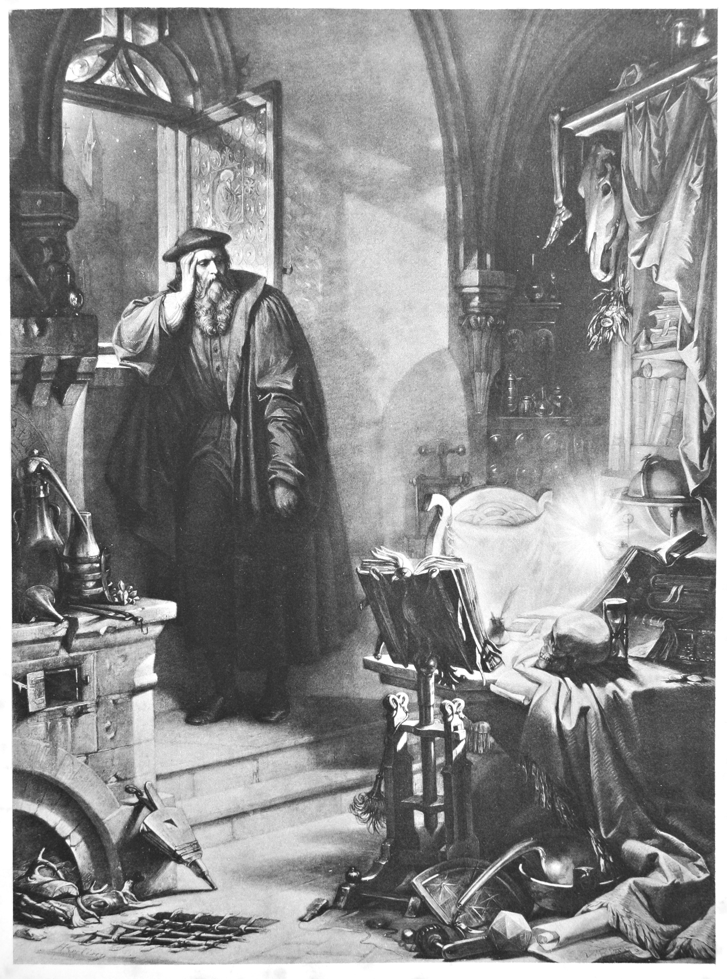 The Book Of Faust By Goethe