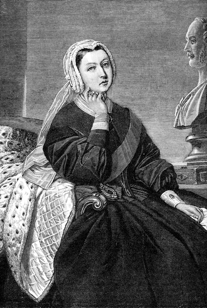 The life of Effie Gray during the reign of Queen Victoria